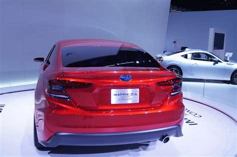 subaru bed sheets subaru s impreza sedan concept makes entry level look