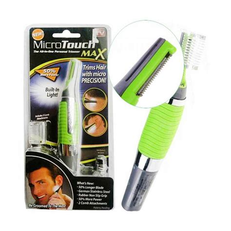 Home Klik Micro Touch Max Trimmer jual home klik micro touch max trimmer harga
