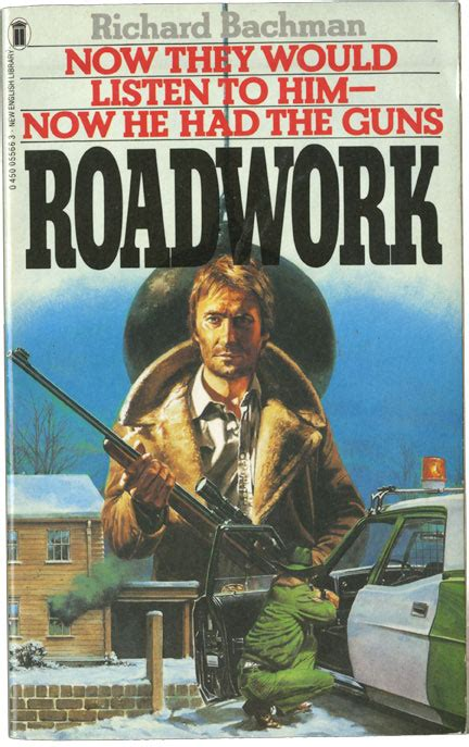roadwork a novel books roadwork spectacular optical corp