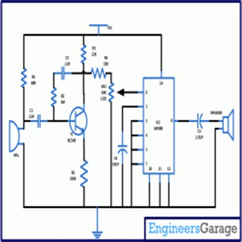 microphone prelifier circuit diagram classroom mic electroviees