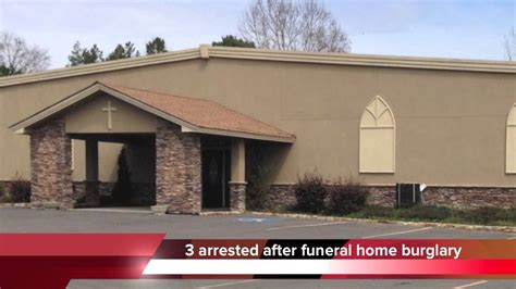 valley funeral home in stevenson alabama burglary
