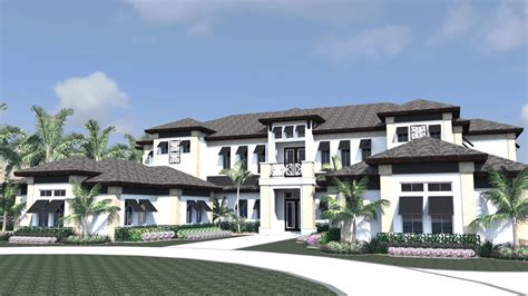 Fl Home Plans by Glh New Spec Home 119 Carica Road Naples Fl 34108