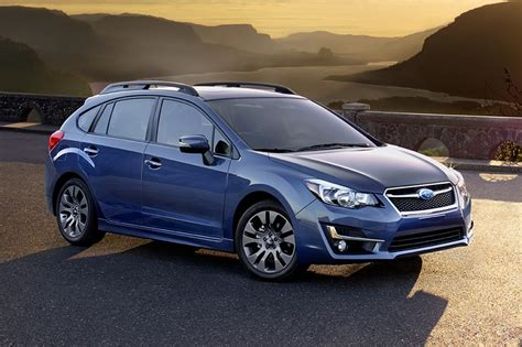 2016 subaru impreza hatchback blue used 2016 subaru impreza hatchback pricing for sale