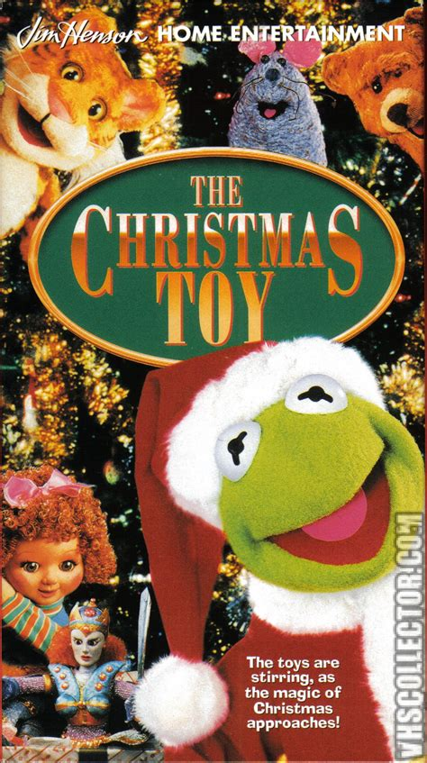 christmas toy vhscollectorcom