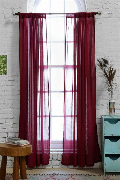 maroon sheer curtains best 25 maroon curtains ideas on pinterest diy wedding