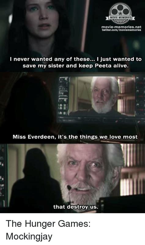 The Hunger Games Meme - 25 best memes about peeta peeta memes
