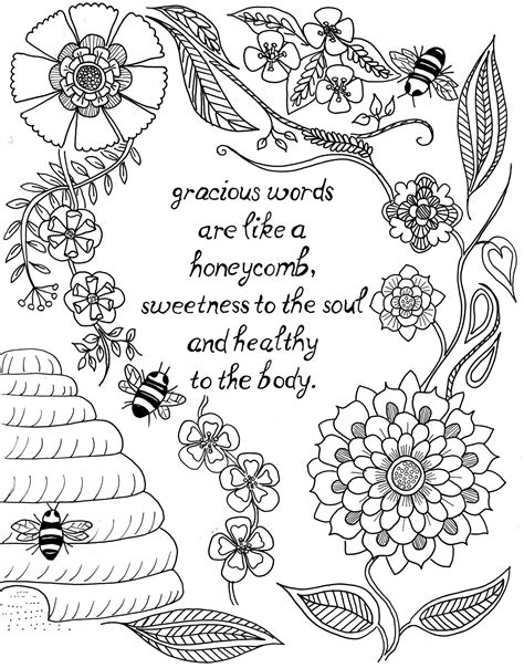 Free Printable Inspirational Coloring Pages inspirational coloring pages to and print for free