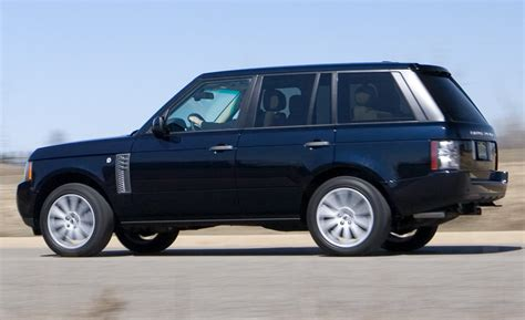 land rover 2010 2010 land rover range rover supercharged instrumented