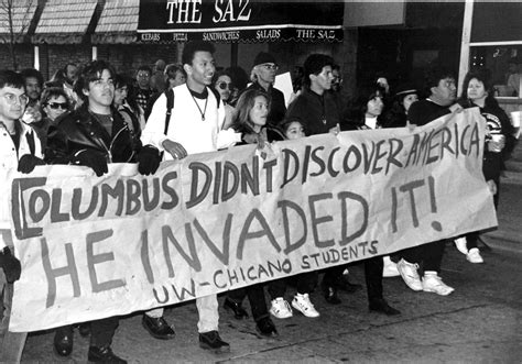 Menot The Anti V Day Movement by Time To Abolish Columbus Day Zinn Education Project
