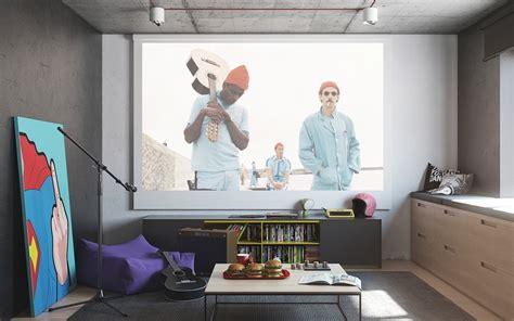 Cool Studio Apartments home projector interior design ideas