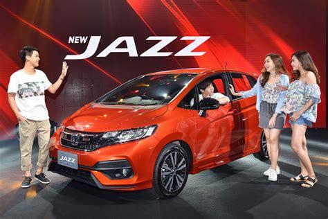 New Honda Jazz Rs 2017 2017 honda jazz ปร บโฉมในไทย เพ มร นย อยใหม rs