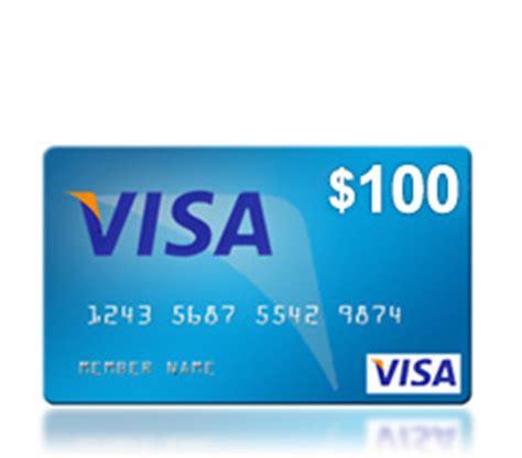 Visa Gift Card 100 - 100 visa gift card