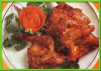cara membuat opor ayam dengan bumbu indofood resep ayam bakar bumbu rujak cara membuat ayam panggang