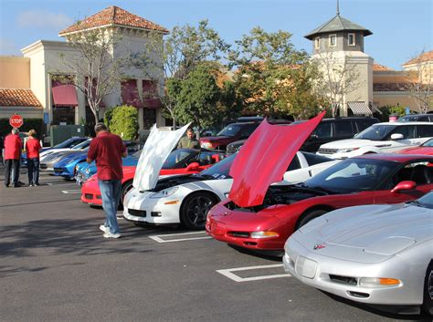 corvette owners club of san diego walk quot summer sunday quot corvette owners club of san