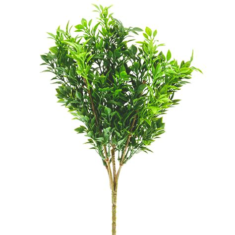 artificial boxwood bush green shelf edge