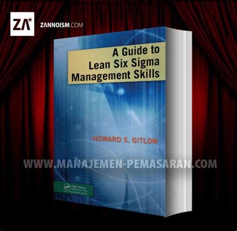 Buku The Six Sigma Way pengertian manajemen konflik buku ebook manajemen murah