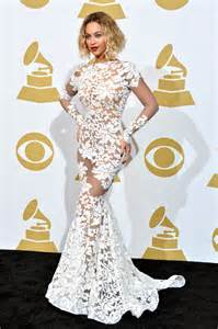 Beyonce Wardrobe Grammys by Michael Costello Talks Beyonce S Grammys