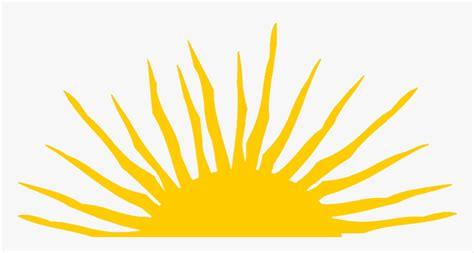 sunrise png image file copy transparent background