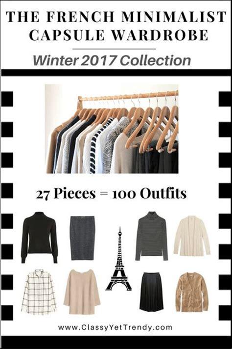 french minimalist wardrobe 25 best ideas about french capsule wardrobe on pinterest