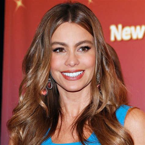 sofia vergara hair color sofia vergara hair color change popsugar beauty