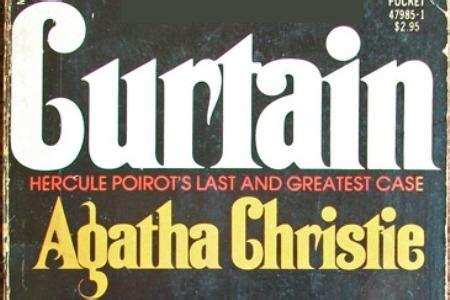 agatha christie curtain top 10 best agatha christie books