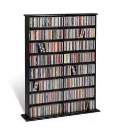 Big Dvd Shelves Double Width Wall Storage Walmart Ca
