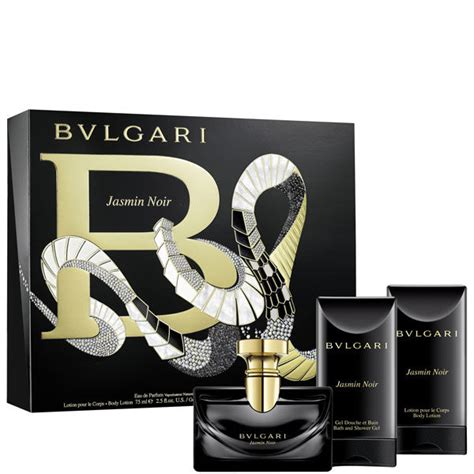Bvlgari For Giftset 1 bvlgari noir gift set 3 products free shipping lookfantastic