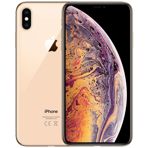 iphone xs max  gb size color shopduae