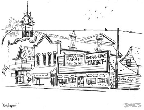 ghost town free coloring pages matt jones ghost town