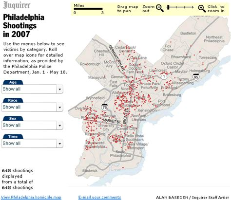 philly crime map mapping philadelphia 187 bill wolff