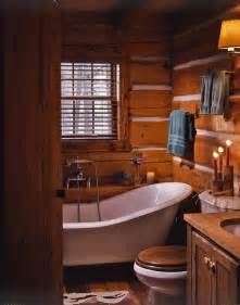 Bath Cabin Jack Hanna S Cozy Log Cabin In Montana Hooked On Houses