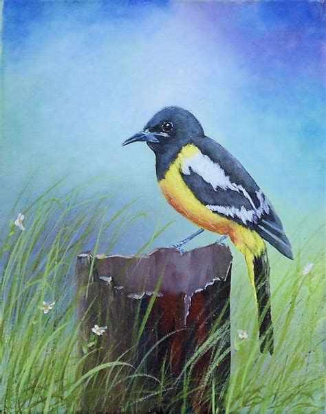painting birds acrylic buy crafted bird painting wildlife painting arizona