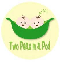 two peas in their pod two peas in a pod scrapinspired com