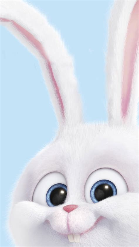 Touch The Happy Bunny With Lapis by Happy Bunny Cell Phone Wallpaper Wallpaper Sportstle