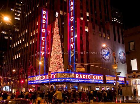 radio city radio city new york ny seating chart view