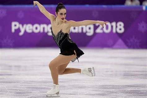 ice skaters of the 70 canada s kaetlyn osmond wins figure skating bronze at 2018