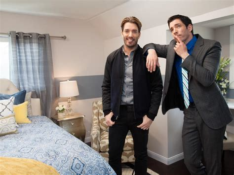 property brothers cast go behind the scenes with property brothers drew and