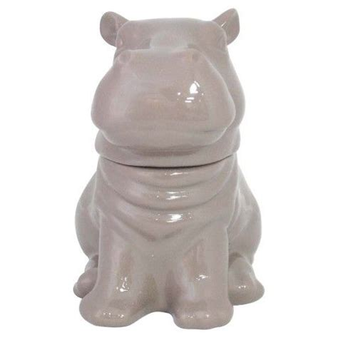 The Hippo Kitchen by Hippo Cookie Jar From Target He S Even Cuter In Person For The Home Best