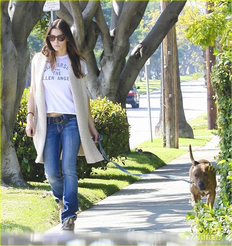 jessica biel tattoo biel takes a walk with tina photo 2591464