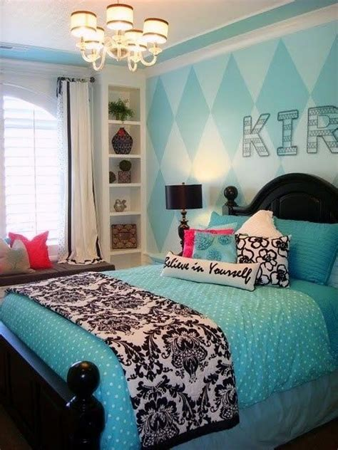 absolutely gorgeous turquoise black room decor