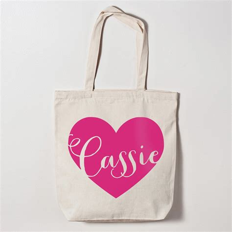 Monogramme Toto by Personalized Name In Tote Wedding Bags
