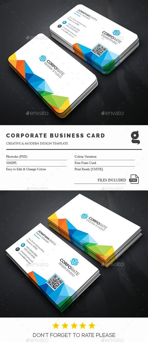 business card template https brandpacks wxqzx corporate business card template psd here http