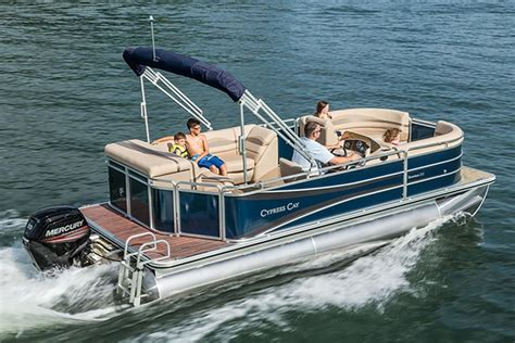 cypress pontoon 2016 new cypress cay seabreeze 210 pontoon boat for sale