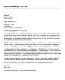 attorney cover letter sles letter of recommendation