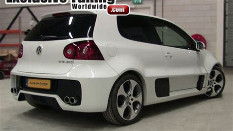 Volkswagen Golf W12 by Vw Golf W12 Concept Conversion For Golf V Or