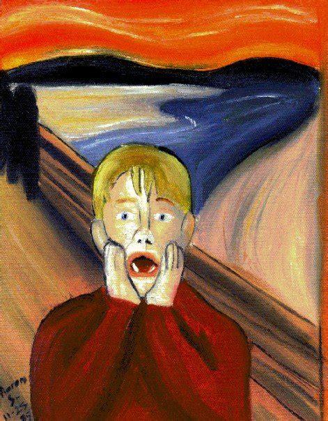 art parody our 12 favorite parodies of edvard munch s the scream