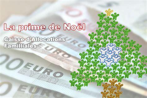prime de noel 2014 montant