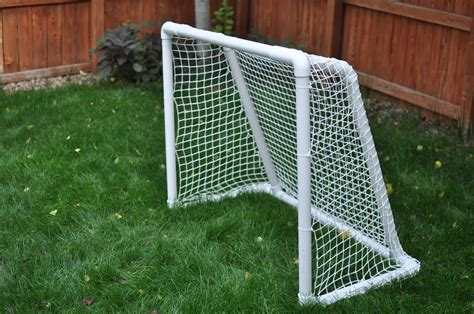 diy lacrosse goal hoagie central diy soccer hockey goal