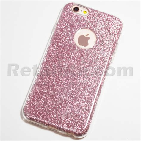 Gliter Ribbon Iphone 6 6s gold glitter bling for iphone 6 6s retailite