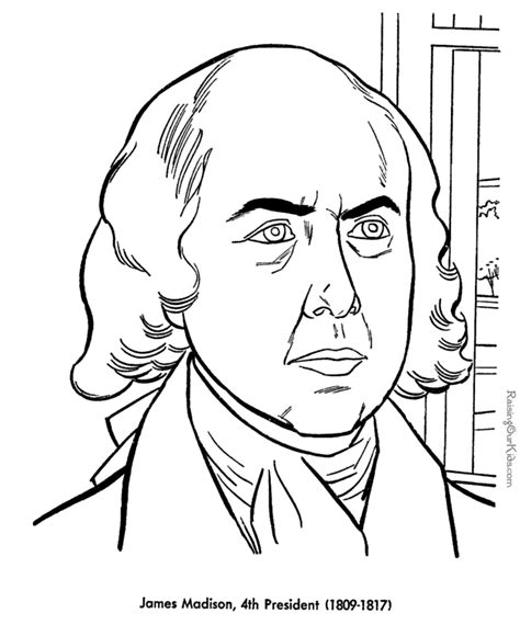 lexander hamilton coloring pages